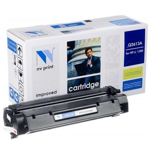 Фото - Картридж NV Print Q2613A для HP, совместимый картридж nv print cf237x для hp совместимый