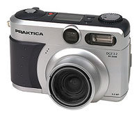 Фотоаппарат Praktica DCZ 3.2