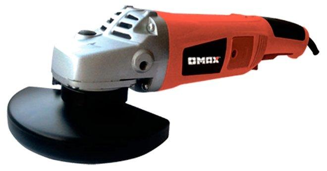 УШМ OMAX 05222, 900 Вт, 125 мм