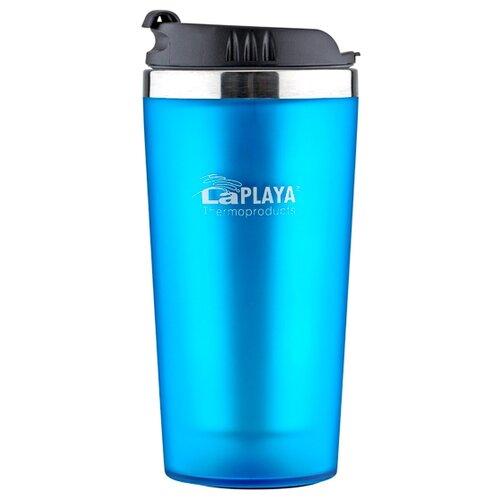 Термокружка LaPlaya Mercury mug (0,4 л) blue термокружка 0 4 л laplaya vacuum travel mug 560080