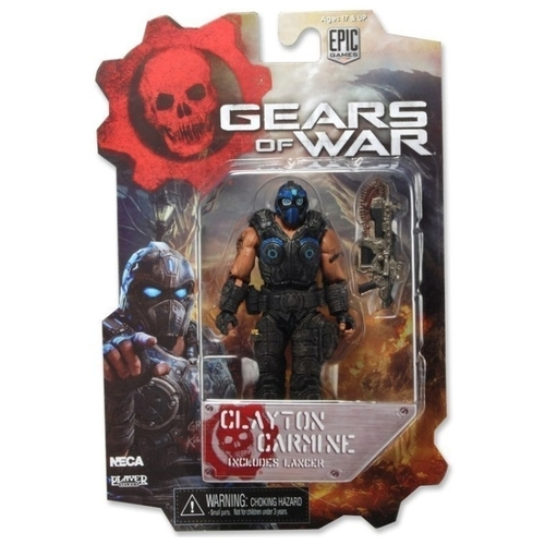 "Фигурка Neca ""Gears of War 3 3.75"""" Series 1 52227"""