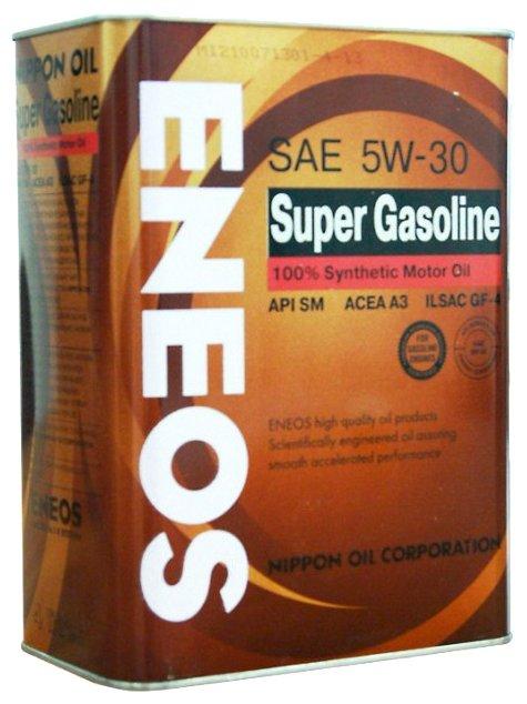 ENEOS Super Gasoline SM 5W-30 4 л