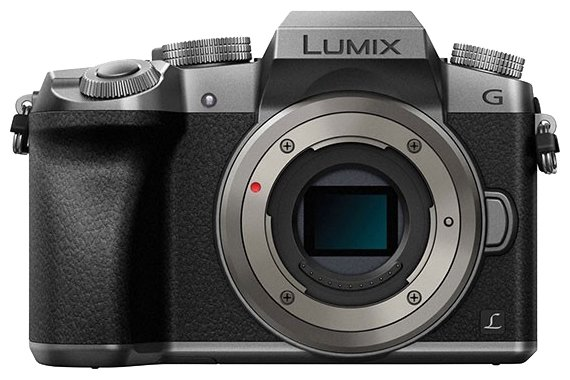 Фотоаппарат Panasonic Lumix DMC-G7 Body