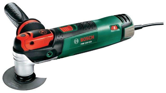 Bosch Многофункциональный инструмент Bosch PMF 250 CES 250Вт