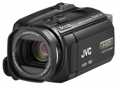 JVC Everio GZ-HD6
