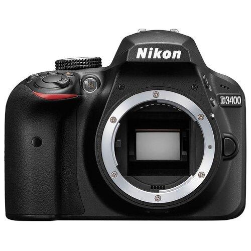 Купить со скидкой Фотоаппарат Nikon D3400 Body