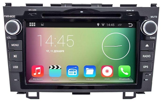 Автомагнитола Smarty Honda CR-V (2006-2011) Android