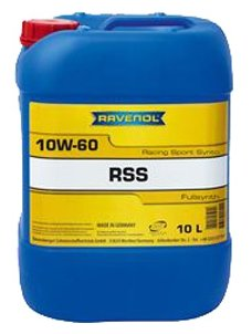 Моторное масло Ravenol Racing Sport Synto RSS SAE 10W-60 10 л