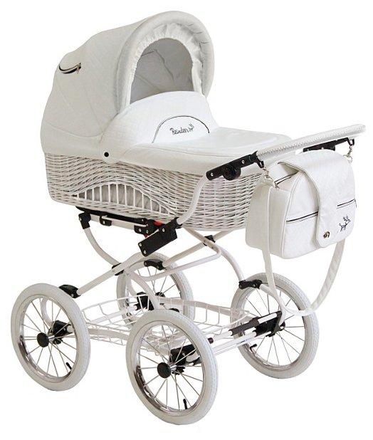 Универсальная коляска Reindeer Prestige Wiklina (2 в 1)