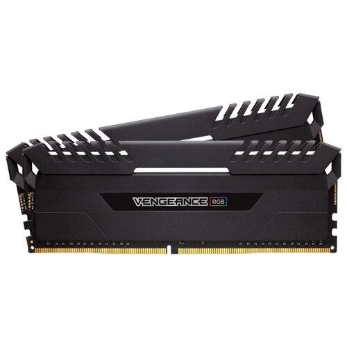 Оперативная память Corsair CMR16GX4M2C3000C15Модули памяти<br>