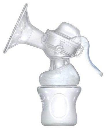Ручной молокоотсос Nuby SoftFlex Comfort