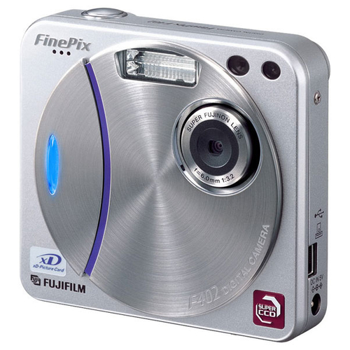 NEW DRIVERS: FUJIFILM FINEPIX F402