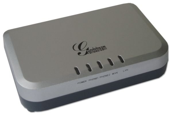 Grandstream Адаптер для VoIP-телефонии Grandstream HT502
