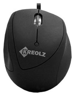 Мышь Kreolz MC05 Black USB