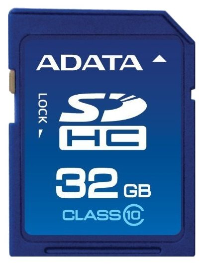 ADATA SDHC Class 10