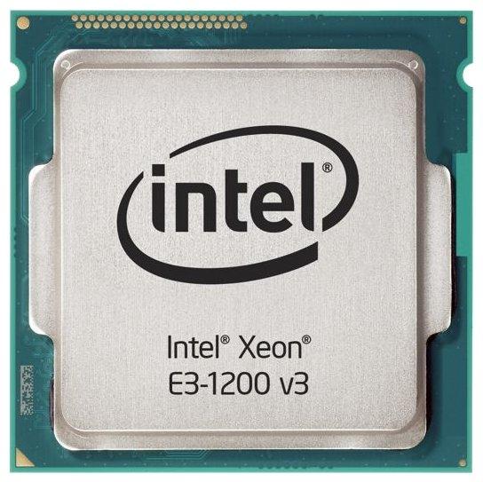Сравнение с Intel Xeon Haswell