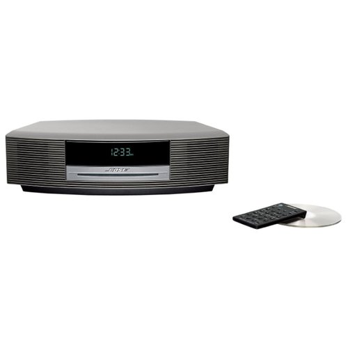 Bose Wave Music System III DAB Titanium Silver