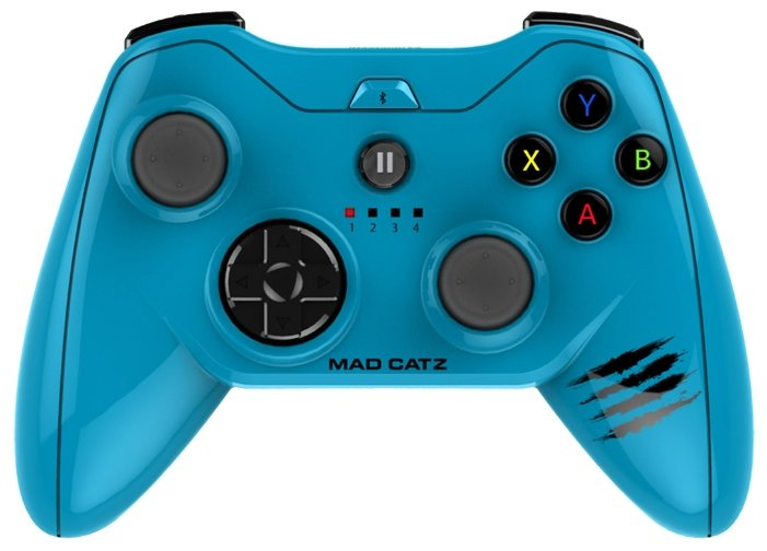 Mad Catz Micro C.T.R.L. I Mobile Gamepad for iOS
