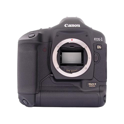 Зеркальный фотоаппарат Canon EOS 1Ds Mark II Body