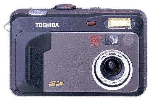 Фотоаппарат Toshiba PDR-3300