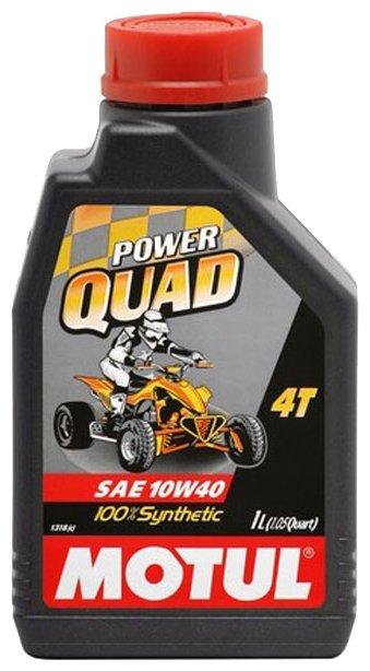 Моторное масло Motul Power Quad 4T 10W-40 1 л