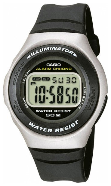 Наручные часы CASIO W-57-1B