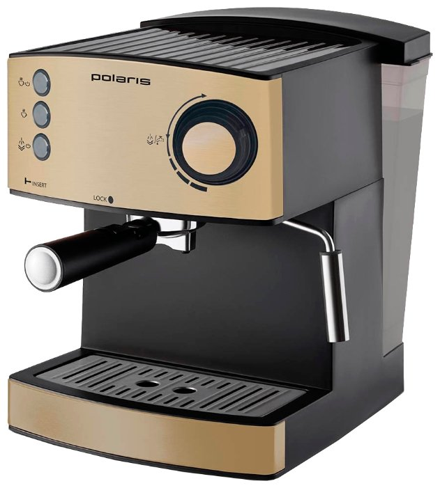 Кофемашина Polaris PCM 1527E