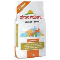 Сухой корм для кошек Almo Nature Holistic Adult Cat Turkey and Rice (индейка и рис), 12 кг