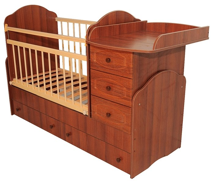 Кроватка Сафаня 2 (трансформер)