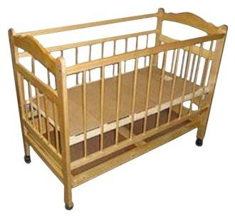Кроватка Happych Кровать на колесах с ящиком