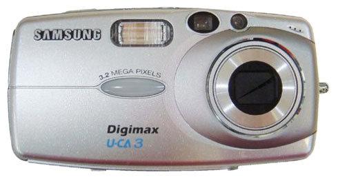 Фотоаппарат Samsung Digimax U-CA3