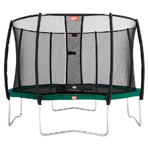 Каркасный батут Berg Champion + Safety Net Deluxe 270