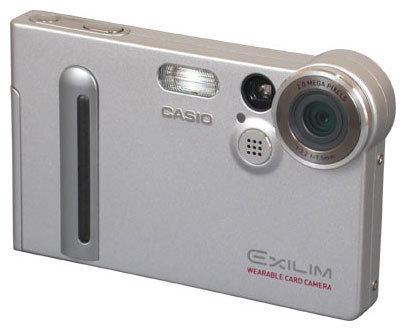 Фотоаппарат CASIO Exilim EX-M2