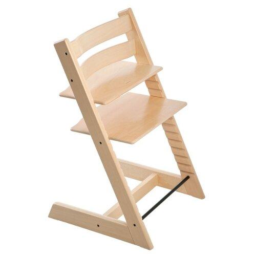 Купить Растущий стульчик Stokke Tripp Trapp из бука, натуральный, Стульчики для кормления