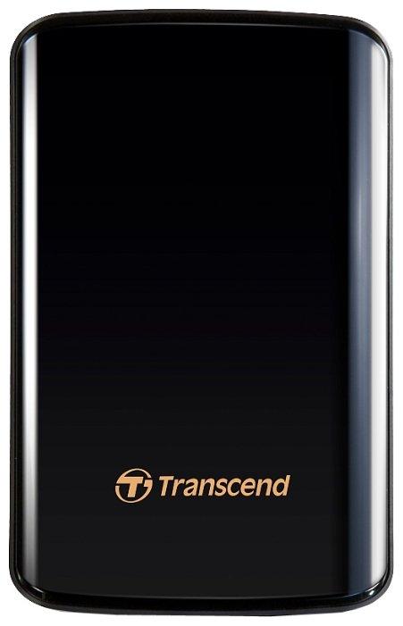 Внешний HDD Transcend StoreJet 25D3 1 ТБ
