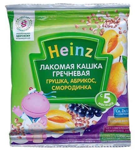 Каша лакомая гречневая heinz