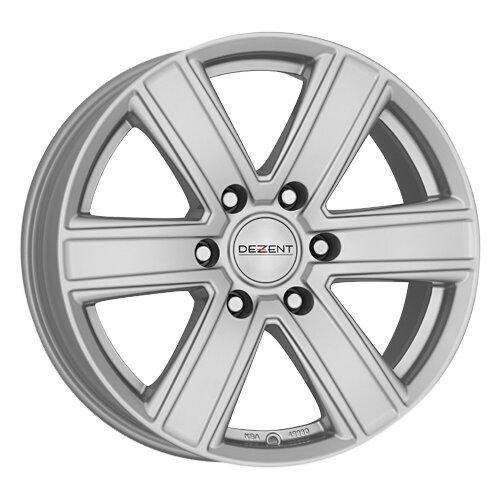 Колесный диск DEZENT TJ 8x17/6x139.7 D106.1 ET20 Silver