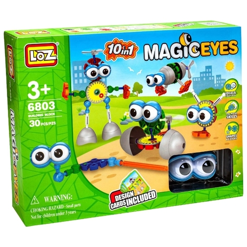 Конструктор LOZ Magic Eyes 6803
