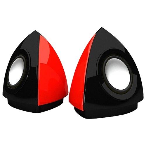 Компьютерная акустика TopDevice TDS-70 red / black