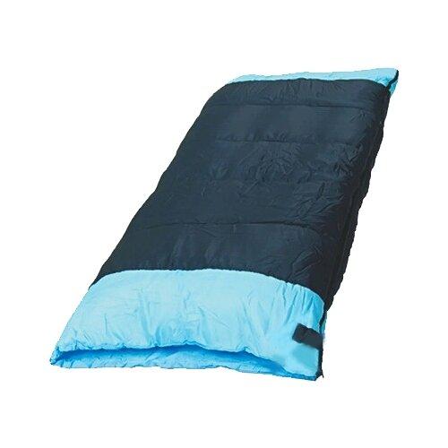 Спальный мешок Чайка Large 250 синий/голубой спальный мешок bergen sport everest 250