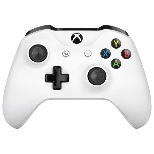 Купить Геймпад Microsoft Xbox One Crete Wireless Controller белый