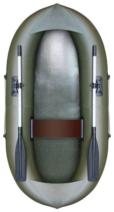 Надувная лодка Лоцман 220