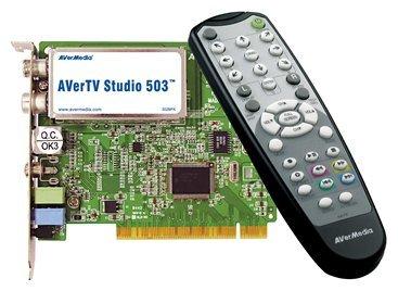 AVerMedia Technologies AVerTV 503/Studio 503