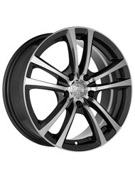 Racing Wheels H-346 6.5x15 5x112 ET 40 Dia 66.6 GM F/P - фото 1