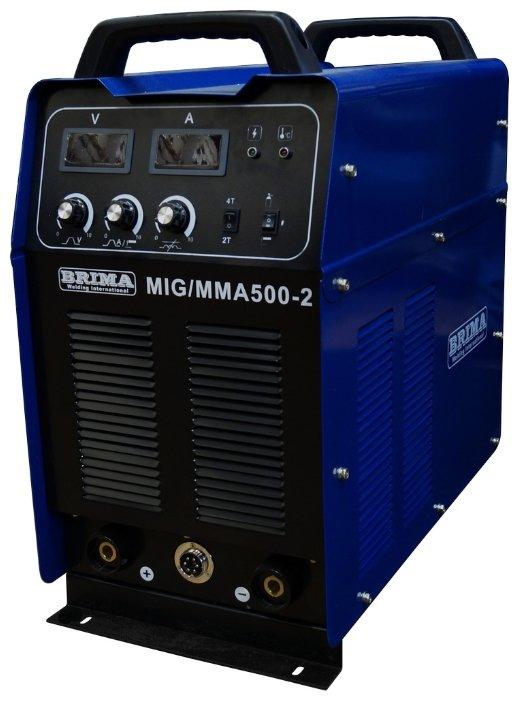 Сварочный аппарат BRIMA MIG/MMA-500-2