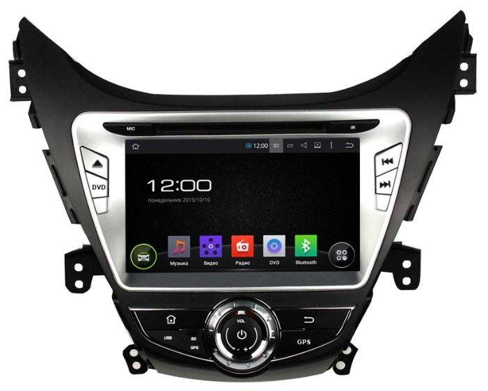 FarCar s130 Hyundai Elantra 2011-2013 Android (R092)