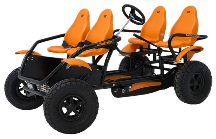 Веломобиль Berg Gran Tour F Off Road 4-seater
