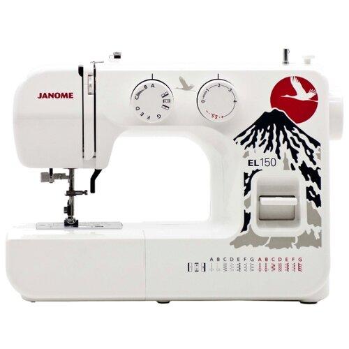 Швейная машина Janome EL-150 швейная машина janome el 545s