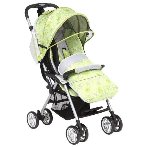 Прогулочная коляска Corol S-12 зеленый/серый прогулочная коляска acarento provetto серый