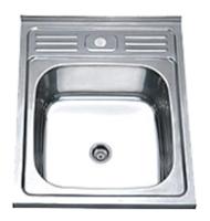 Накладная кухонная мойка SinkLight 5060